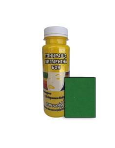 Тонираща боя пигментна - зелена- НИНАХИМ-200 мл. NINAHIM - 1
