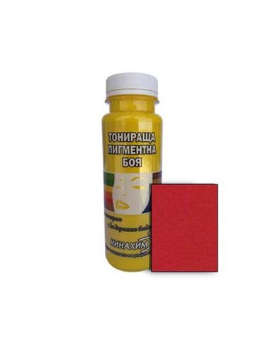 Тонираща боя пигментна - червена - НИНАХИМ-200 мл.