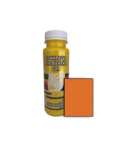 Тонираща боя пигментна - оранжева - НИНАХИМ-200 мл.