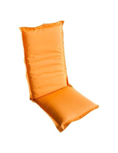 Двойна възглавница за стол 115/50, оранжева ДРУГИ - 1