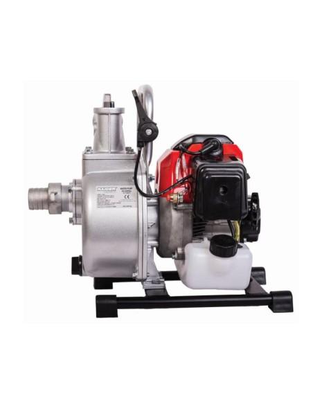 Бензинова водна помпа 1.6 kW, напор 20м RAIDER