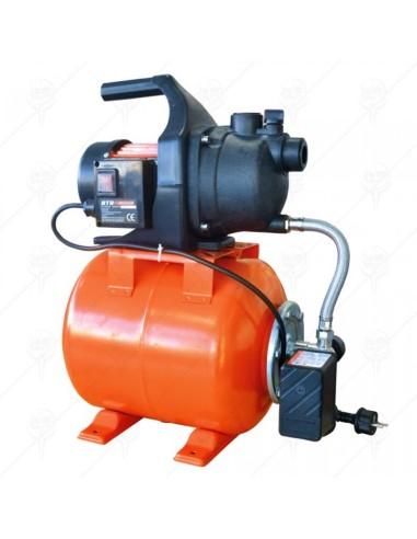 Хидрофорна помпа PREMIUM 600W WP026PB + подарък PREMIUM - 1