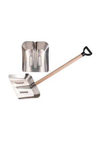 Лопата за сняг, алуминиева, малка, 26см ДРУГИ - 1