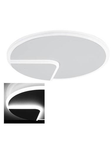 LED плафониера AKRA LED - 30W - 1314LM - 4000K VIVALUX - 1