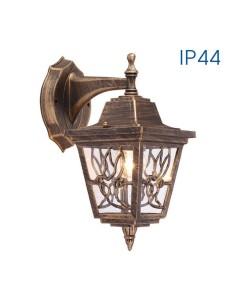 Фенер с горен носач LYON WD003/AB IP44 VIVALUX - 1