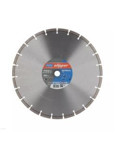Диамантен диск EuroZmlEvo - 400 х 25.4мм, за тухли и бетон Norton Saint-Gobain - 1