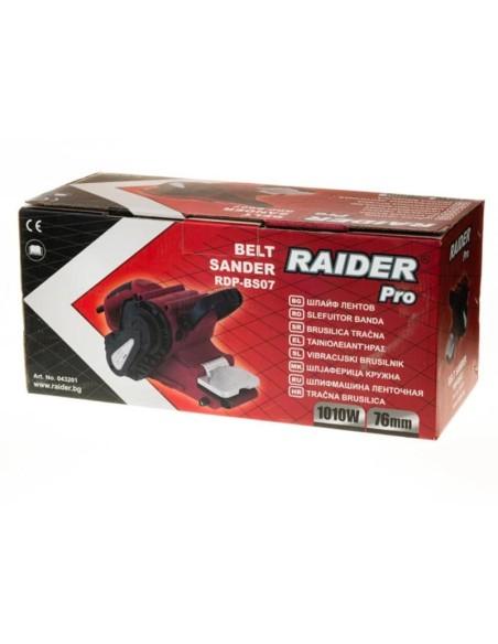 Лентов шлайф Raider pro RDP-BS07 1010 W, 76 х 533 мм RAIDER - 2