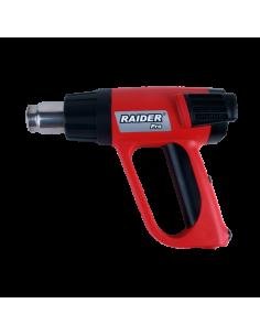 Пистолет за горещ въздух 2000W, LCD display RAIDER RDP-HG16 RAIDER - 1
