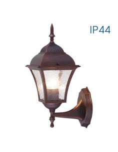 Фенер стенен с долен носач Sofia WU005/RE IP44 VIVALUX - 1