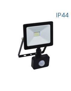 LED прожектор със сензор NYX LED 10W/B W 6400K VIVALUX - 1