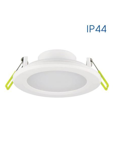 Влагозащитена LED луна за вграждане PUNTO LED 8W WH/CL 4000K VIVALUX - 2