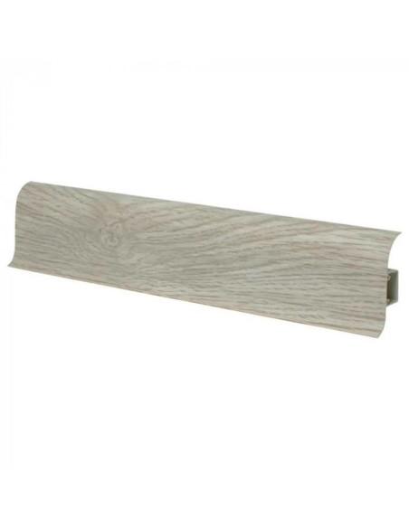 PVC перваз с кабел канал SG56/E1 Дъб Спарта SALAG - 3
