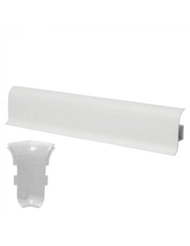 Вътрешен ъгъл за PVC перваз Salag Бял SG56/00 SALAG - 1