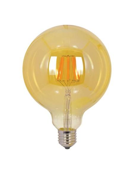 LED филамент лампа FLICK VINTAGE LED- GFV125- 6W- 590LM- E27 - 2700K VIVALUX - 1