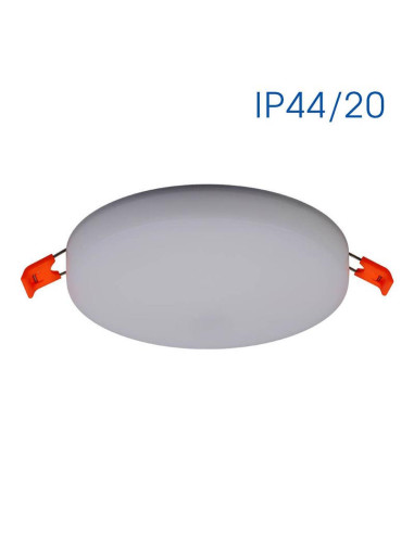 LED панел RONDO LED- 18W -1800LM- бял- 4000K VIVALUX - 1