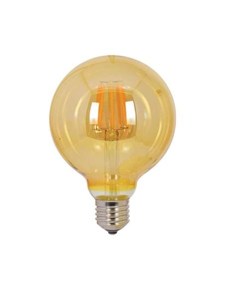 LED филамент лампа FLICK VINTAGE LED- GFV95- 6W- 590LM- E27- 2700K VIVALUX - 1