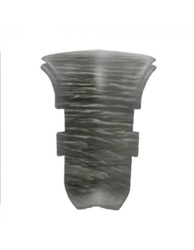 Вътрешен ъгъл за PVC перваз Salag SG56/F9 Дъб Бедрог SALAG - 1