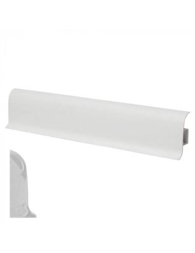 Дясна тапа за PVC перваз Salag SG56/00 - бяла SALAG - 1