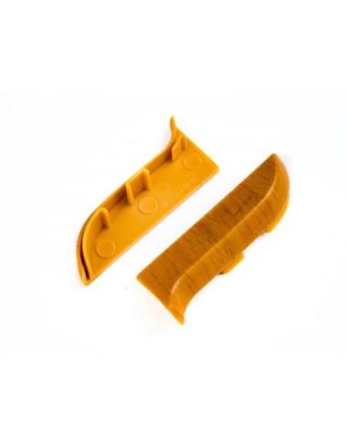 Лява тапа за PVC перваз Salag SG56/02 - бук SALAG - 1