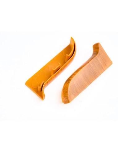 Дясна тапа за PVC перваз Salag SG56/26 - тазманийско дърво SALAG - 1