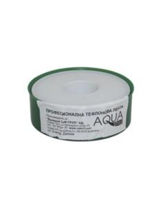 Тефлонова лента aqua12мм*12м*0.1мм ДРУГИ - 1