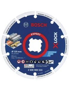Диамантен диск за метал X-LOCK 125 x 22,23 mm на BOSCH BOSCH - 1