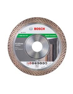 Диск диамантен BOSCH Standard for Hard Ceramic 125х1.4x22.23мм  - 1