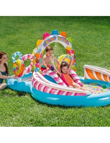Детски басейн Intex Candy Zone Play Center INTEXT - 2