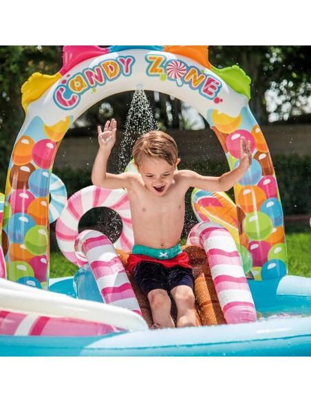Детски басейн Intex Candy Zone Play Center INTEXT - 4