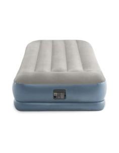 Надуваем дюшек Intex Pillow Rest Mid-Rise Airbed 99х191х30см INTEXT - 1