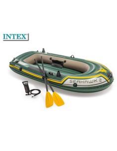 Надуваема лодка 236 х 114 х 41 см с гребла и помпа Intex INTEXT - 1