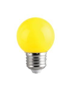 LED лампа COLORS LED- G45- 1W- E27- ЖЪЛТО VIVALUX - 2