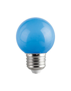 LED лампа COLORS LED- G45- 1W- E27- СИНЬО VIVALUX - 1