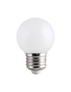 LED лампа COLORS LED- G45- 1W- 70LM- E27- 6400K VIVALUX - 2
