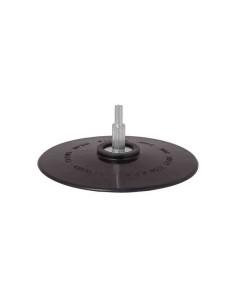 Гумен диск за бормашина 125мм