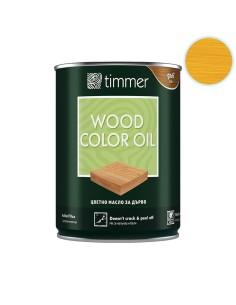 Цветно масло за дърво -...
