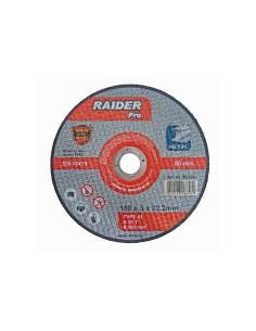 Диск за метал Ø180мм Raider