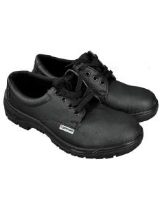 Работни обувки с бомбе -...