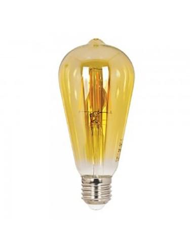 ЛАМПА LED DEY VINTAGE DV64 6W  E27 2700-003695