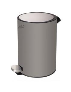 Тоалетно кошче за баня, сив...