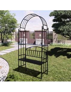 Градинска арка с пейка...