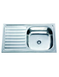 Кухненска мивка - ляв плот...