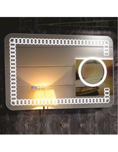 Огледало с LED вградено...