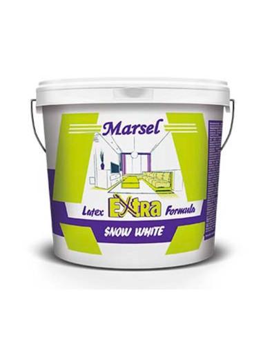 Бял латекс - екстра покривен - 2.5 кг...