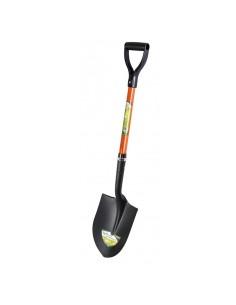 Кръгла лопата с дръжка от...
