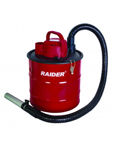 Прахосмукачка за пепел 1000W 18L Raider