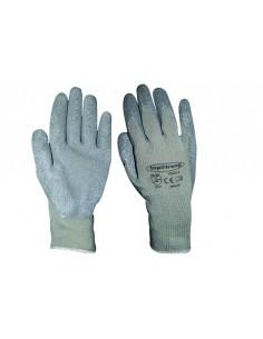 Работни ръкавици сиво трико...