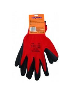 Работни ръкавици червено...