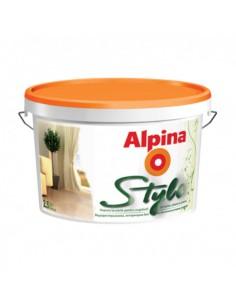 Интериорна боя Alpina Style...