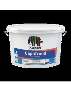 БОЯ ИНТЕРИОРНА БЯЛА CapaTrend 2.5л CAPAROL